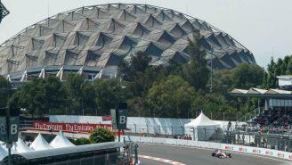 Autódromo Hermanos Rodríguez durante GP de México de F1