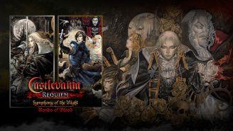 Los juegos clásicos de Castlevania ya están disponibles