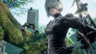 2B, la heroína de Nier: Automata, hace su aparición en Soul Calibur VI