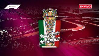 EN VIVO y EN DIRECTO: GP de México