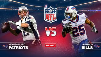 EN VIVO y EN DIRECTO: Patriots vs Bills