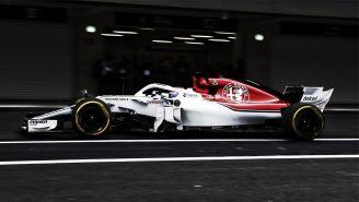 Tatiana Calderón corre con Alfa Romeo Sauber en el AHR