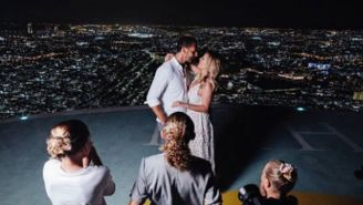 Rio Ferdinan pide matrimonio a su novia