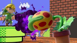 Piranha Plant muestra sus habilidades en Super Smash Bros. Ultimate
