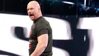 Steve Austin en RAW 25