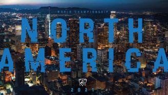 Norte América será sede de Worlds en 2021
