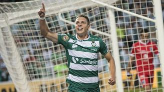 Furch celebra anotación con Santos