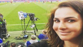Lisa Müller, en el duelo del Bayern Munich