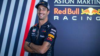Daniel Ricciardo posa para la lente de RÉCORD