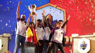 La escuadra de Vivo Keyd levanta el trofeo de la CRL Latam