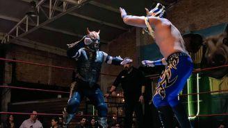 Laredo Kid enfrenta a Drago en Lucha Capital