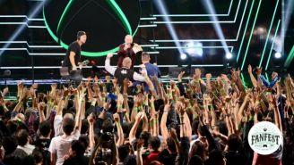 Los fans se mostraron entusiasmados durante el X018