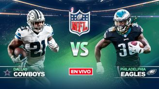EN VIVO y EN DIRECTO: Cowboys vs Eagles