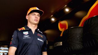 Verstappen, previo a una carrera