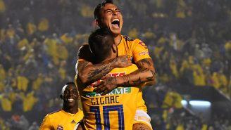 Vargas y Gignac, las figuras de Tigres en la goleada vs Puebla