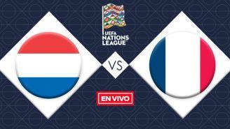 EN VIVO y EN DIRECTO: Holanda vs Francia