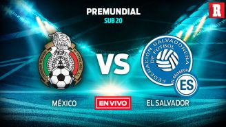 EN VIVO Y EN DIRECTO: México vs El Salvador
