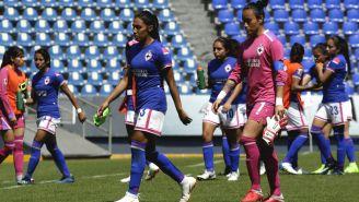 Cruz Azul Femenil lamenta derrota contra Puebla  la J15