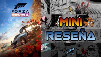 Forza Horizon 4 está disponible en Xbox One y PC