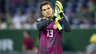 Guillermo Ochoa agradece el apoyo de la afición mexicana