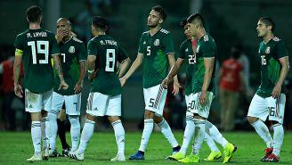 Jugadores del Tri se lamentan tras la derrota vs Argentina