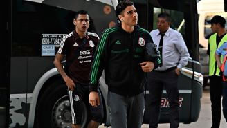 Memo Ochoa, previo al duelo contra Argentina
