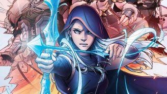 Ashe será la protagonista del primer cómic basado en League of Legends