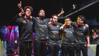 Infinity Esports mantiene su roster para próxima Liga Latinoamericana
