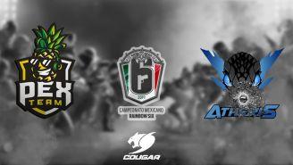 La Piña se impuso a Atheris en la tercera jornada del campeonato