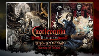 Dos grandes clásicos de Castlevania vuelven en esta colección