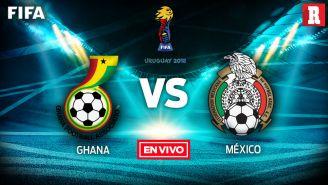 EN VIVO Y EN DIRECTO: Ghana vs México