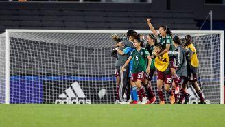 El Tri Femenil celebra el pase a la Final