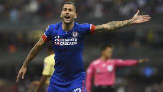 Méndez reclama una jugada en juego contra América