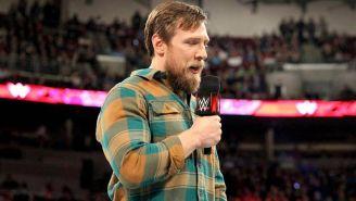 Daniel Bryan anuncia su retiro en RAW