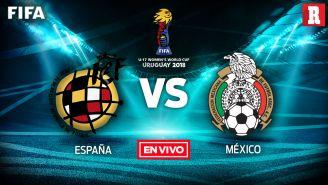 EN VIVO Y EN DIRECTO: España vs México