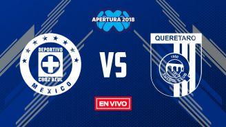 EN VIVO Y EN DIRECTO: Cruz Azul vs Querétaro