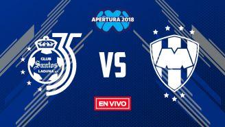 EN VIVO Y EN DIRECTO: Santos vs Monterrey