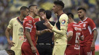 América y Toluca tuvieron un duelo atractivo que generó muchos televidentes