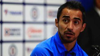 Rafael Baca en conferencia de prensa