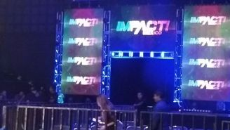 Grabaciones de Impact Wrestling en México