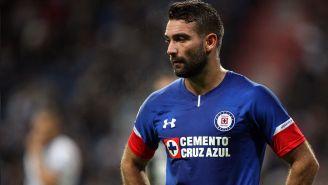 Martín Cauteruccio luce desánimo tras derrota contra Monterrey