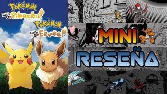 Pikachu y Eevee protagonizan el nuevo juego de Pokémon