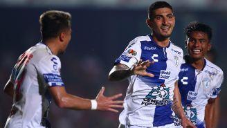 El Pocho fue el mejor goleador mexicano del Apertura 2018