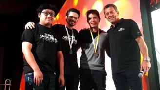 MkLeo, Sensation, Javi y Bill se mostraron contentos tras el torneo