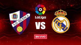 EN VIVO Y EN DIRECTO: Huesca vs Real Madrid