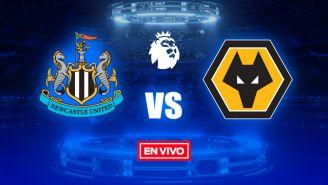 EN VIVO Y EN DIRECTO: Newcastle vs Wolverhampton