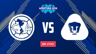 EN VIVO Y EN DIRECTO: América vs Pumas