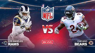 EN VIVO Y EN DIRECTO: Los Angeles Rams vs Chicago Bears