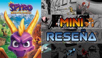 Spyro vuelve en esta trilogía reseñada por los 3 Gordos Bastardos