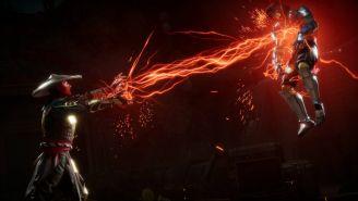 Imágenes de Mortal Kombat 11